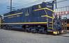Chesapeake & Ohio 5828 Virginia Transportation Museum, Roanoke October 1994