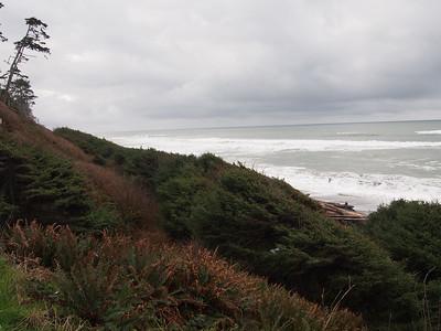Feb 18 Beaches between Lake Quintet and La Push