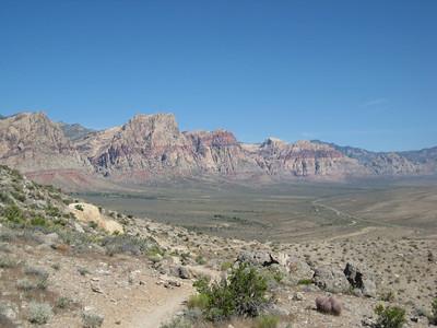110603 Las Vegas & Blue Diamond-Red Rock Ride
