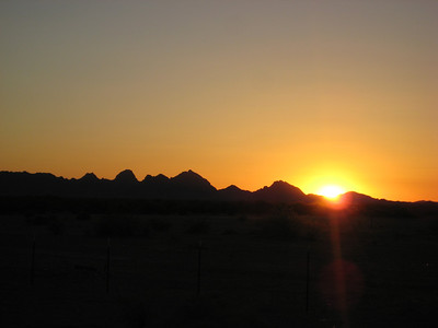 110607 Prescott, Granite Basin ride & Arizona desert ride to Quartzsite