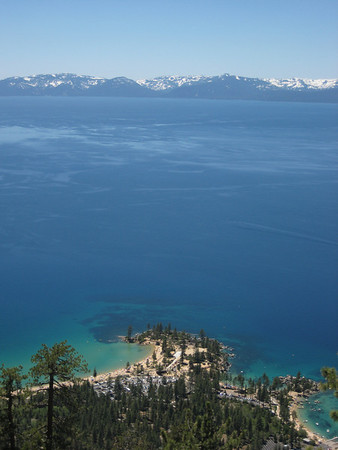 110625 Tahoe Rim Trail