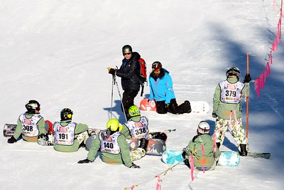 USASA National Championships - ASF Snowboard Race Team April 2015