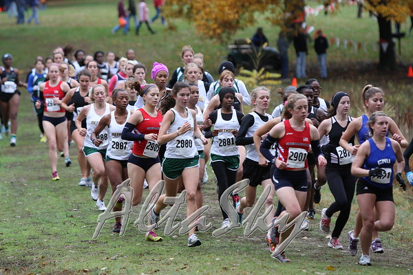 2011 FALL CROSS COUNTRY FINALS