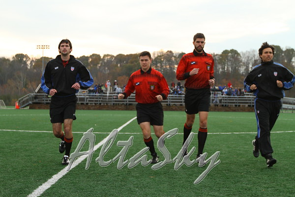 CNU vs AVERETT - SEMI1 - 11-04-2011