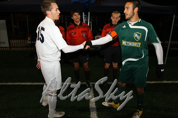METHODIST U vs NC WESLEYAN - SEMI2 - 11-04-11