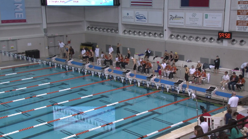 Women's 100 Freestyle Heat 01 - 2013 Austin Grand Prix