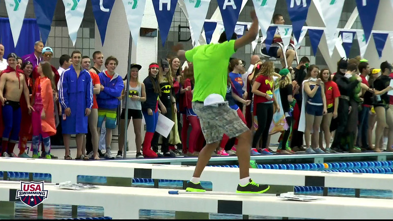 YMCA Swimming and Diving National Championships - Gate Guys Harlem Shake