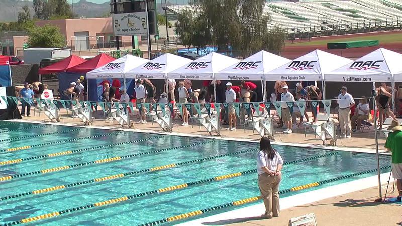 Women's 200m Individual Medley Heat 5 - 2013 Arena Mesa Grand Prix