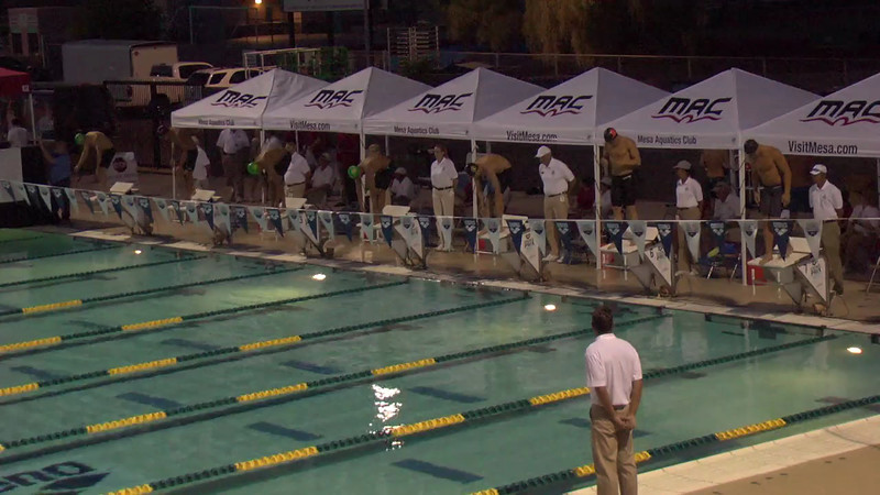 Men's 200m Individual Medley C Final - 2013 Arena Mesa Grand Prix