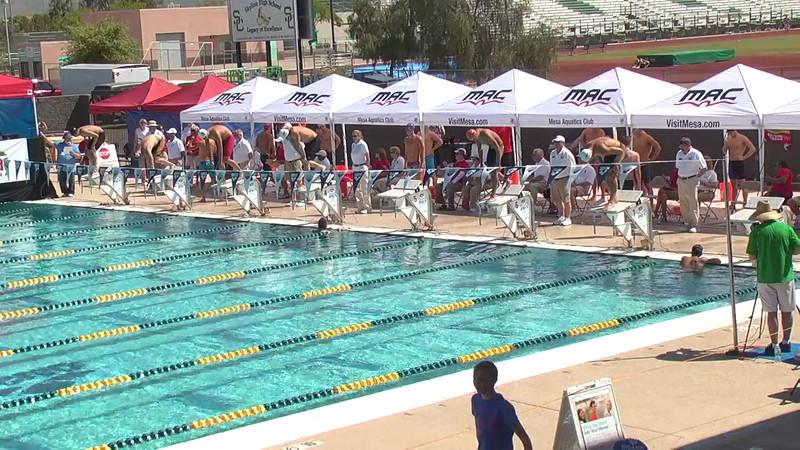 Men's 200m Individual Medley Heat 4 - 2013 Arena Mesa Grand Prix