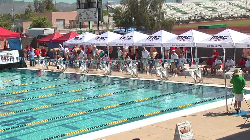 Men's 200m Individual Medley Heat 1 - 2013 Arena Mesa Grand Prix