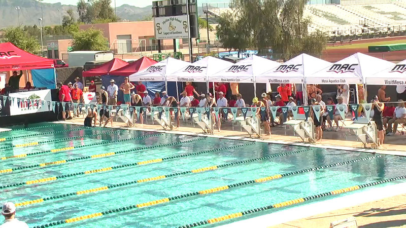 Women's 200m Butterfly Heat 4 - 2013 Arena Mesa Grand Prix