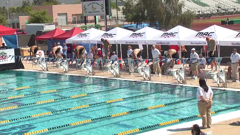 Men's 200m Individual Medley Heat 6 - 2013 Arena Mesa Grand Prix