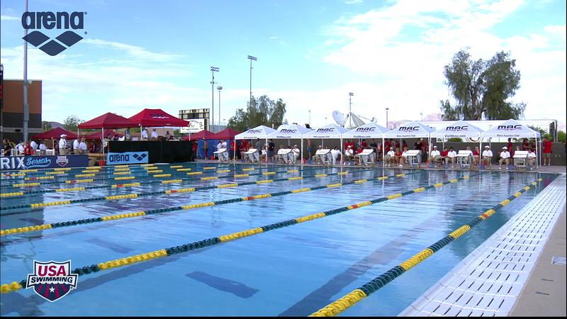 Men's 100m Freestyle A Final - 2013 Arena Mesa Grand Prix