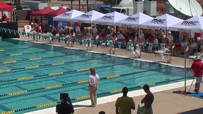 Men's 100m Butterfly Heat 2 - 2013 Arena Mesa Grand Prix