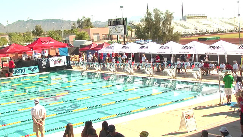 Women's 200m Butterfly Heat 1 - 2013 Arena Mesa Grand Prix