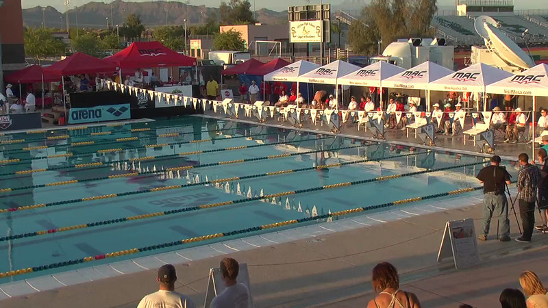 Men's 800 Freestyle Relay Heat 1 - 2013 Arena Mesa Grand Prix