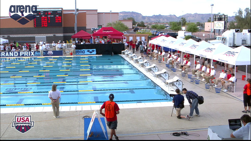 Men's 200m Breaststroke A Final - 2013 Arena Mesa Grand Prix