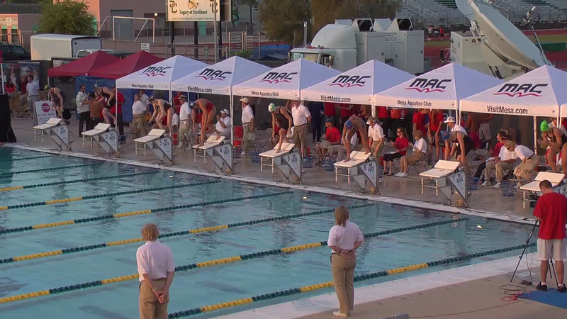 Women's 200m Breaststroke C Final - 2013 Arena Mesa Grand Prix