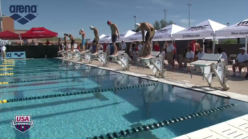 Men's 200m Breaststroke Heat 4 - 2013 Arena Mesa Grand Prix
