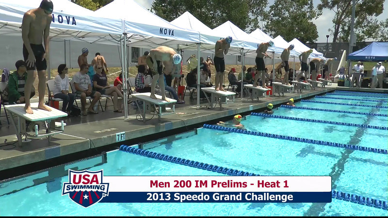 #10 Men 200 IM Heat 4