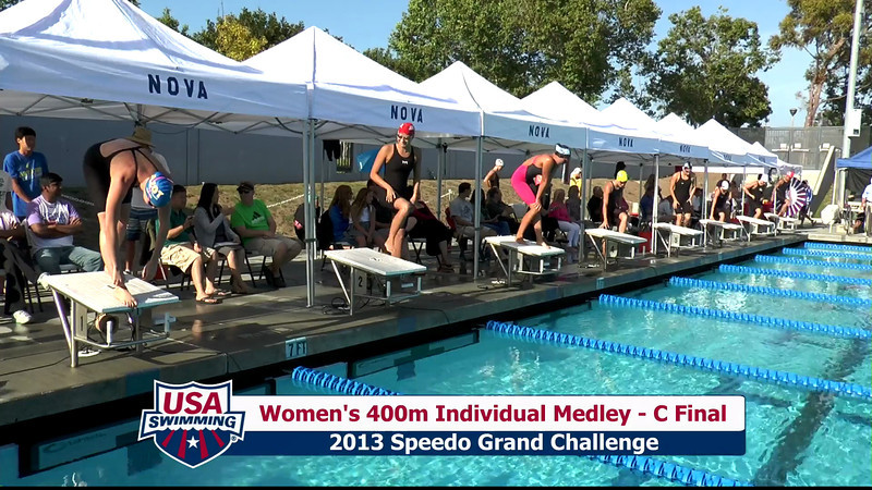 #20 Women 400 IM C Final