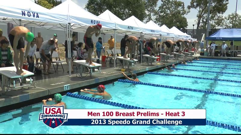 #6 Men 100 Breast Heat 6