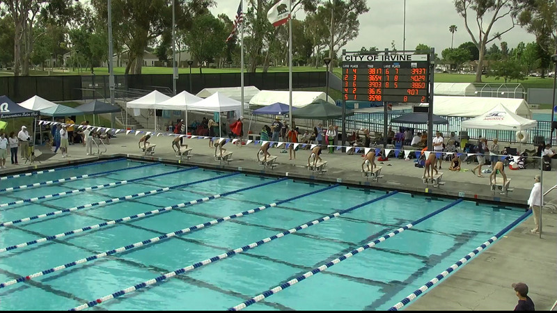 #8 Boys 5-12 50 Breast Heat 2