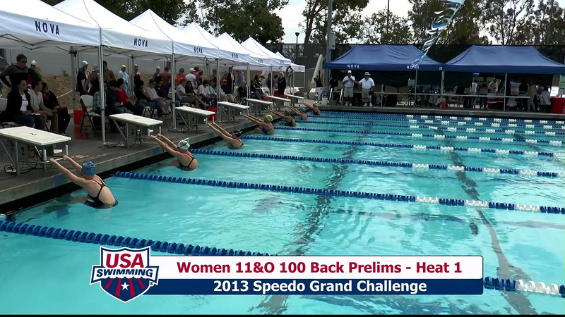 #35 Women 100 Back Heat 4