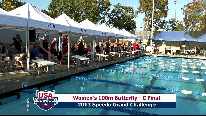 #24 Women 100 Fly C Final