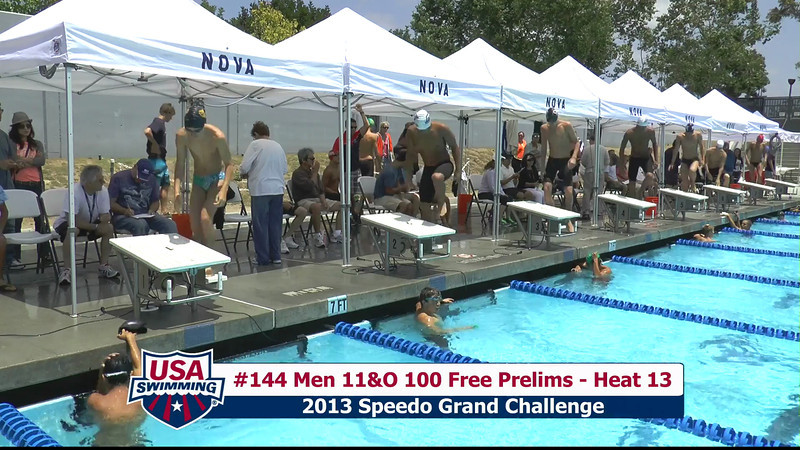 #44 Men 100 Free Heat 15