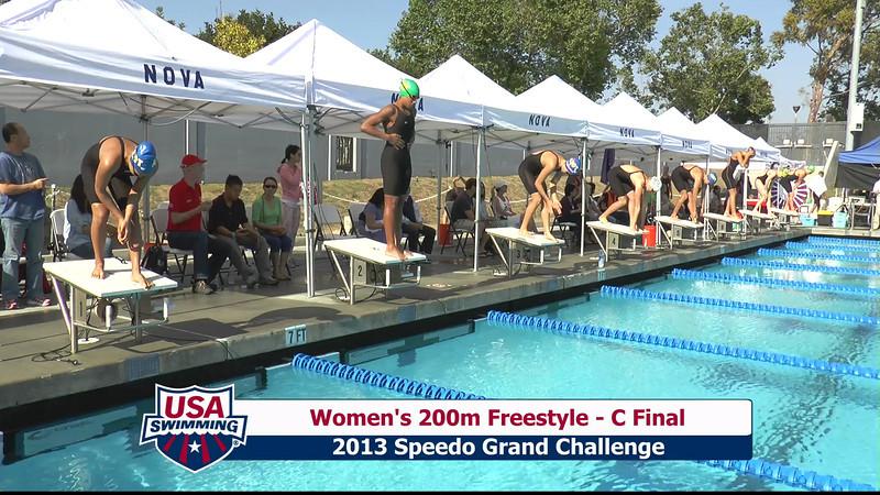 #1 Women 200 IM C Final