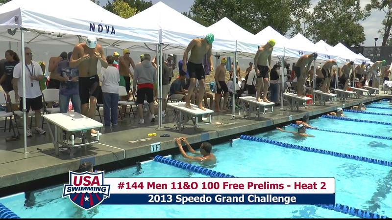 #44 Men 100 Free Heat 4