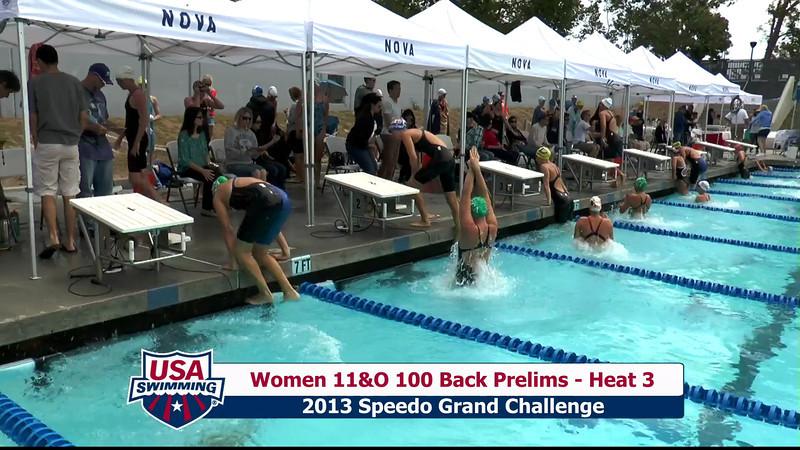#35 Women 100 Back Heat 6