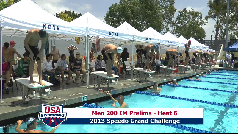 #10 Men 200 IM Heat 9
