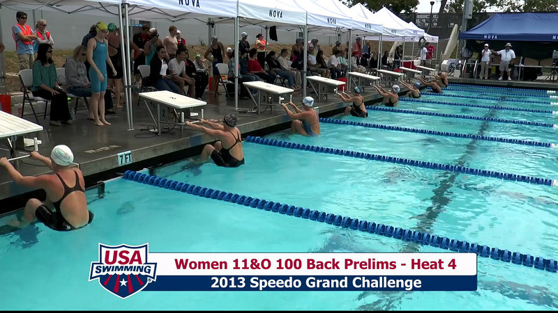 #35 Women 100 Back Heat 7