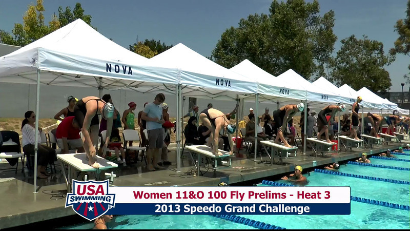 #24 Women 100 Fly Heat 8