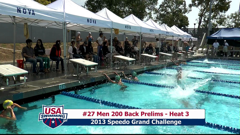 #27 Men 200 Back Heat 3