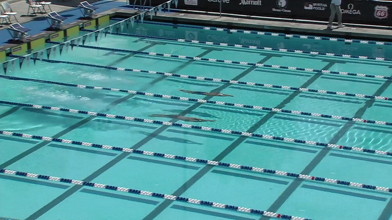 #2 Men 200 Fly Swim Off