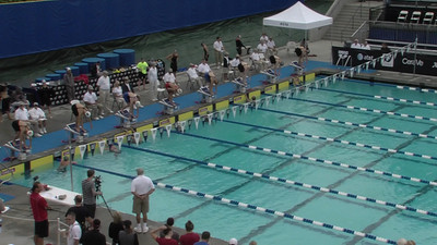 #1 Women 200 Fly Heat 5