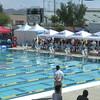 Women's 200 Freestyle Heat 1  - Arena Grand Prix -  Mesa, Arizona