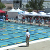 Women's 200 Backstroke Heat 1 - Arena Grand Prix -  Mesa, Arizona
