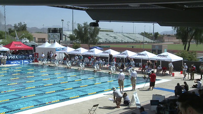 Women's 200 Breaststroke Heat 6 - Arena Grand Prix -  Mesa, Arizona