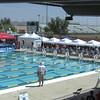 Women's 400 Freestyle Heat 1 - Arena Grand Prix -  Mesa, Arizona