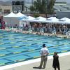 Men's 200 Backstroke Heat 2 - Arena Grand Prix -  Mesa, Arizona