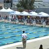 Men's 200 Backstroke Heat 4 - Arena Grand Prix -  Mesa, Arizona