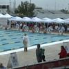 Men's 100 Backstroke Heat 5 - Arena Grand Prix -  Mesa, Arizona