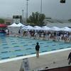Women's 100 Backstroke Heat 2 - Arena Grand Prix -  Mesa, Arizona
