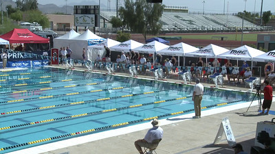 Women's 200 Breaststroke Heat 1 - Arena Grand Prix -  Mesa, Arizona