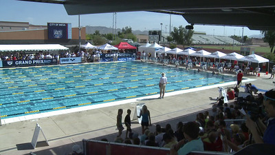 Women's 100 Freestyle Heat 14 - Arena Grand Prix -  Mesa, Arizona